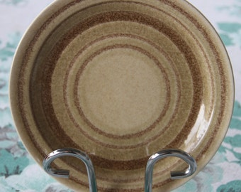 Vintage 1970's Stoneware  D432  Bread Plate - Balmoral of New Zealand