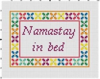 crazy cat lady cross stitch pattern instant download. Black Bedroom Furniture Sets. Home Design Ideas