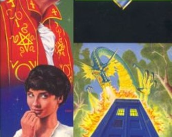Doctor Who: The Sorcerer's Apprentice, Paperback Book