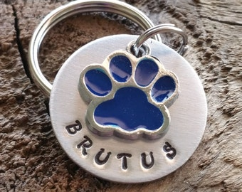 Personalized Pet ID Tag / Pet ID Tag / Dog Tag  / Pet Tag / Cat Tag / Custom Pet ID Tag - Accessories