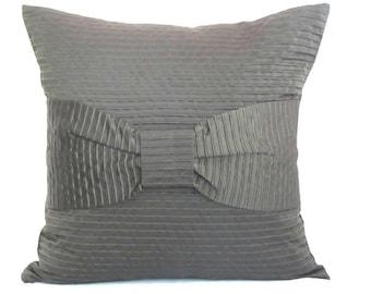 paris throw pillow cover 20x20 woven jacquard cushion. Black Bedroom Furniture Sets. Home Design Ideas