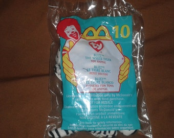 Baldy The Eagle Ty Original Beanie Baby Plush By