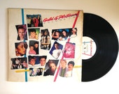 VALENTINES DAY SALE Vinyl Record Gold and Platinum Volume Two Lp Album 1986 Bruce Springsteen Tears For Fears