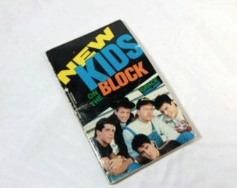 NKOTB Book/New Kids on the Block Grace Catalano Book/Got New Kids Mania?/1980s Boy Band/1990s Boy Band