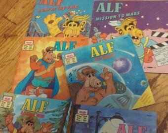 ALF books