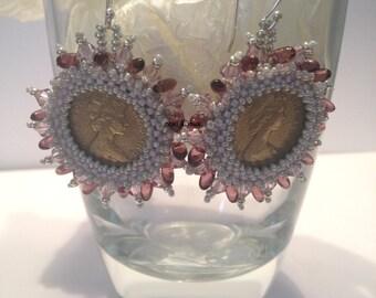 Elizabeth II Earrings