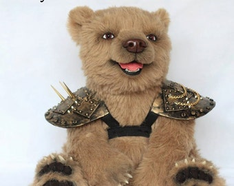 OOAK Teddy Bear Sebastian by True Bears