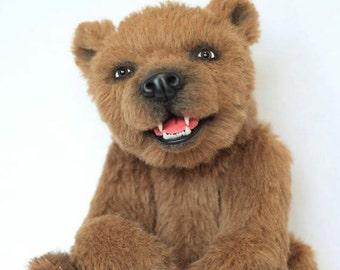 OOAK Teddy Bear by True Bears