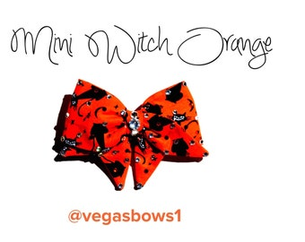 Mini Witch Bow