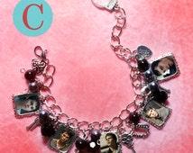 Dylan O'Brien   CHaRM  bracelet necklace