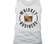Whiskey Business  Unisex Tank Top - 775