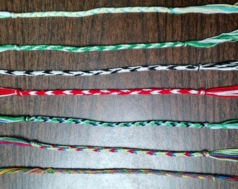 All proceeds benefit local animal shelter, friendship bracelet