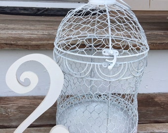 Birdcage, Wedding Birdcage, Card Holder, Birdcage Decor, Wedding Decor