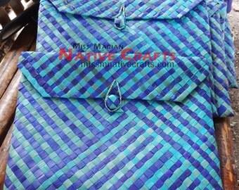 Lauhala Envelope, Lauhala products, Lauhala Cases Wholesale / Bulk (minimum=50pcs_