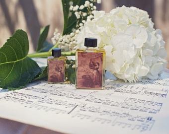 CLEARANCE 50% OFF // Mini Aria Perfume // Neroli Perfume // Spring Vintage Perfume // Grapefruit // Sandalwood