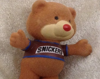 Advertising Bear for Snickers Look