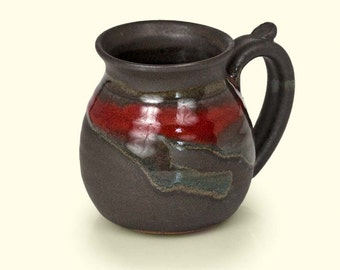 14-16 oz Ceramic Round Coffee/Tea Mug