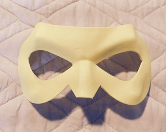 Yellow Lantern Mask