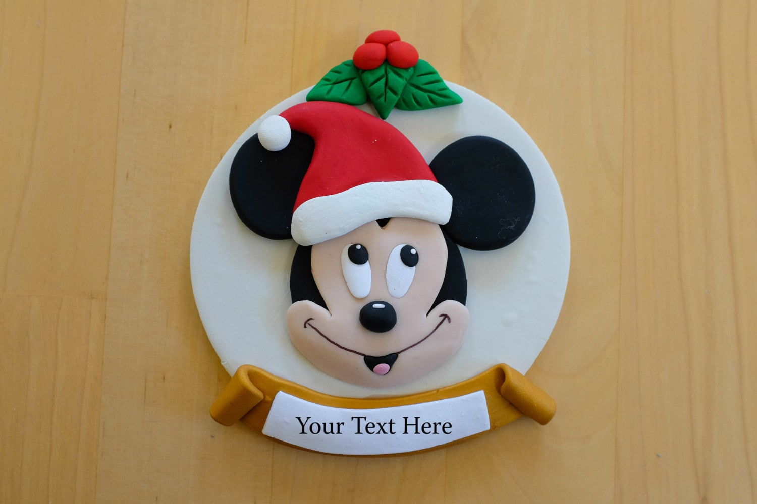 Adult mickey mouse custome