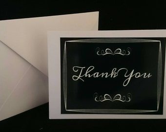 Photography,  THANK YOU Card (C652015).