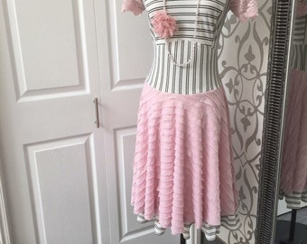 "Blush ""Paris"" Dress"