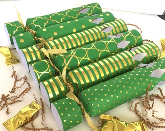 Christmas Crackers: Green