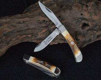 2 Blade Pocket Knife