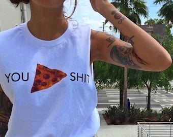 "Creature of Habit -""Pizza"" tank"