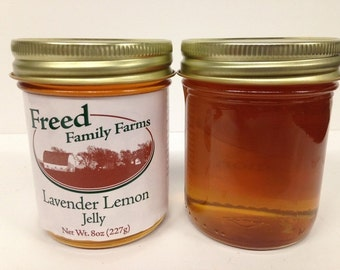 Lavender Lemon Jelly