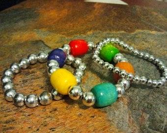 Rise and Shine Bracelets set of  3