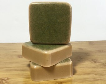 Green Tea Shea Butter Soap, Shea Butter Soap, Handmade Soap, Bar Soap