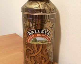 Bailey's Irish Cream tin