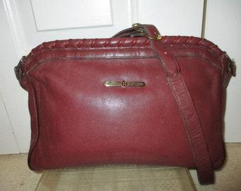 Vintage Etienne Aigner leather shoulder bag