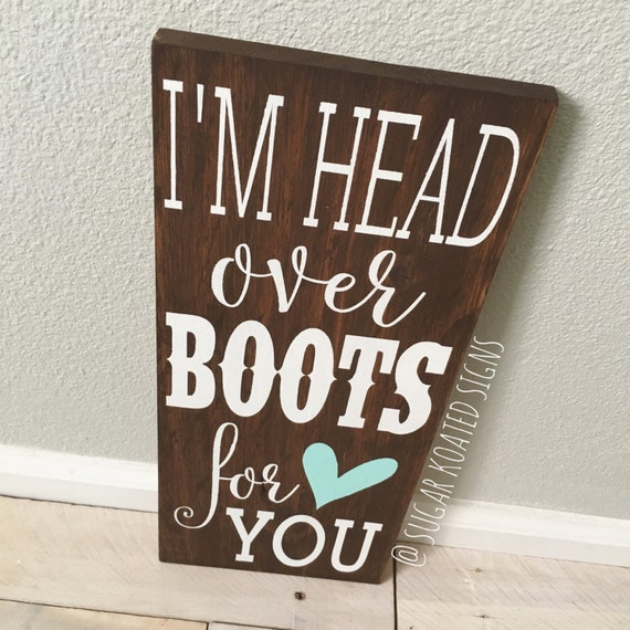 THE ORIGINAL I'm Head Over Boots For You // Country Song