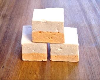 Orange Creamsicle Gourmet Marshmallows