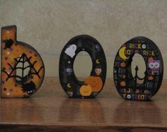"""Halloween """"boo"""" #1"""