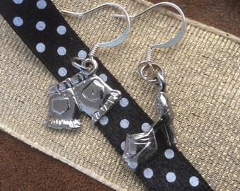 Teen Earrings Trendy Fashion themed earrings Women's earrings