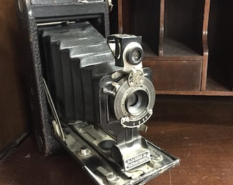 Antique Kodak No.1 Junior Autographic Camera