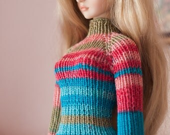 Sweater for dolls SD size.