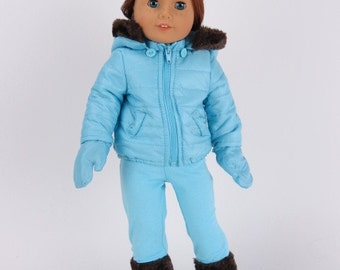 American Girl Snow Suit