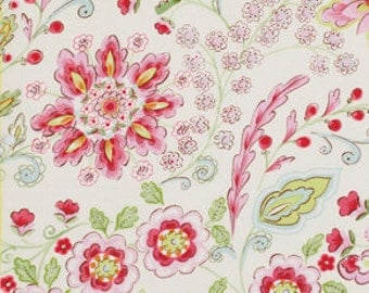 Emma Floral Cream, Pretty Little Things by Dena Designs, Free Spirit Cotton Fabric
