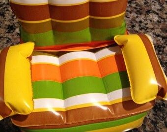 Inflatable Doll Easy Chair from Zee Toys
