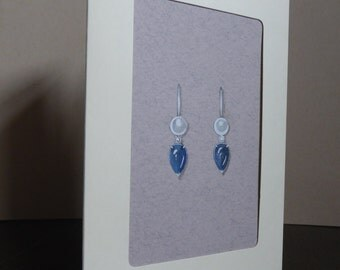 Custom jewellery illustration cards