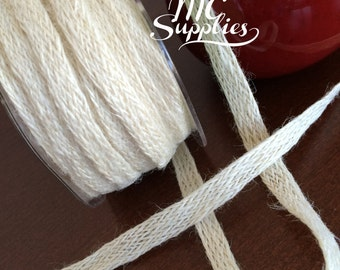 Ivory jute ribbon,natural fiber ribbon,natural jute ribbon,burlap ribbon,card making ribbon,scrapbooking ribbon,crafts ribbon.