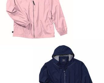 Monogrammed Charles River Islander Jacket--CLOSEOUT SALE!!!