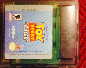 Nintendo Gameboy Game...Toy Story Racer