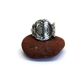 colorado ring, american ring, spoon ring, colorado state ring