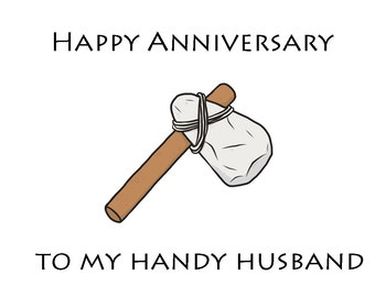 Funny Anniversary Card, Funny Anniversary Gift, Happy Anniversary, Funny Anniversary Card for Him, Couples Card, Funny Anniversary, Cards