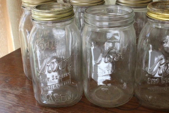 Dating vintage mason jars