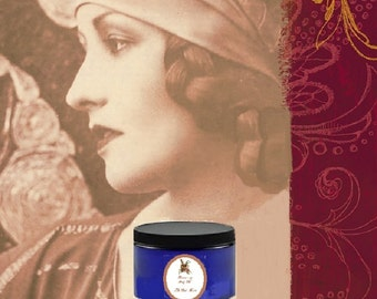 12 oz ORGANIC TURMERIC SCRUB Skin Lightening Brightening Lush Oil Based for Age Spots, Hyperpigmentation, Discoloration, Acne Scars, Melasma